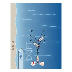 Power-Pole Drift Paddle (Single)